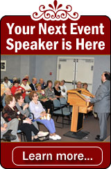 Book Jeff as a speaker for your next event
